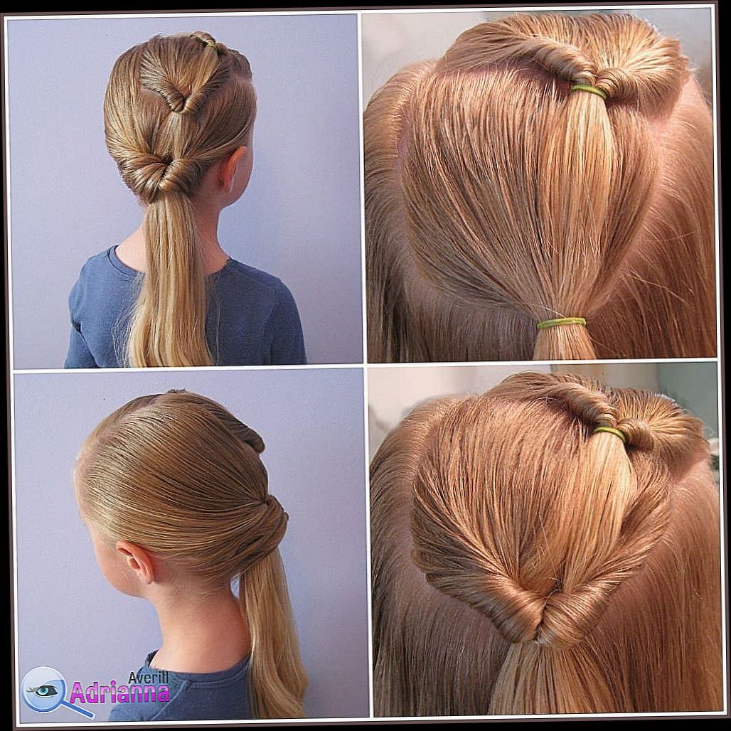 Simple Hair Style Videos You Can Download Free Simple Hairstyle