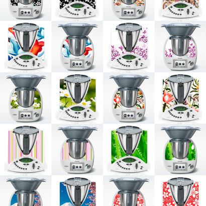 Thermomix Models And Designs Kitchen Stickers Kitchen