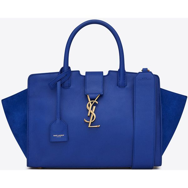 39d44fec2214 Saint Laurent Baby Monogram Saint Laurent Downtown Cabas Bag ( 2