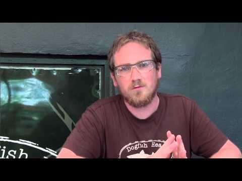 Dogfish Head Brewpub Exclusive: L'Interimaire Saison (Video)