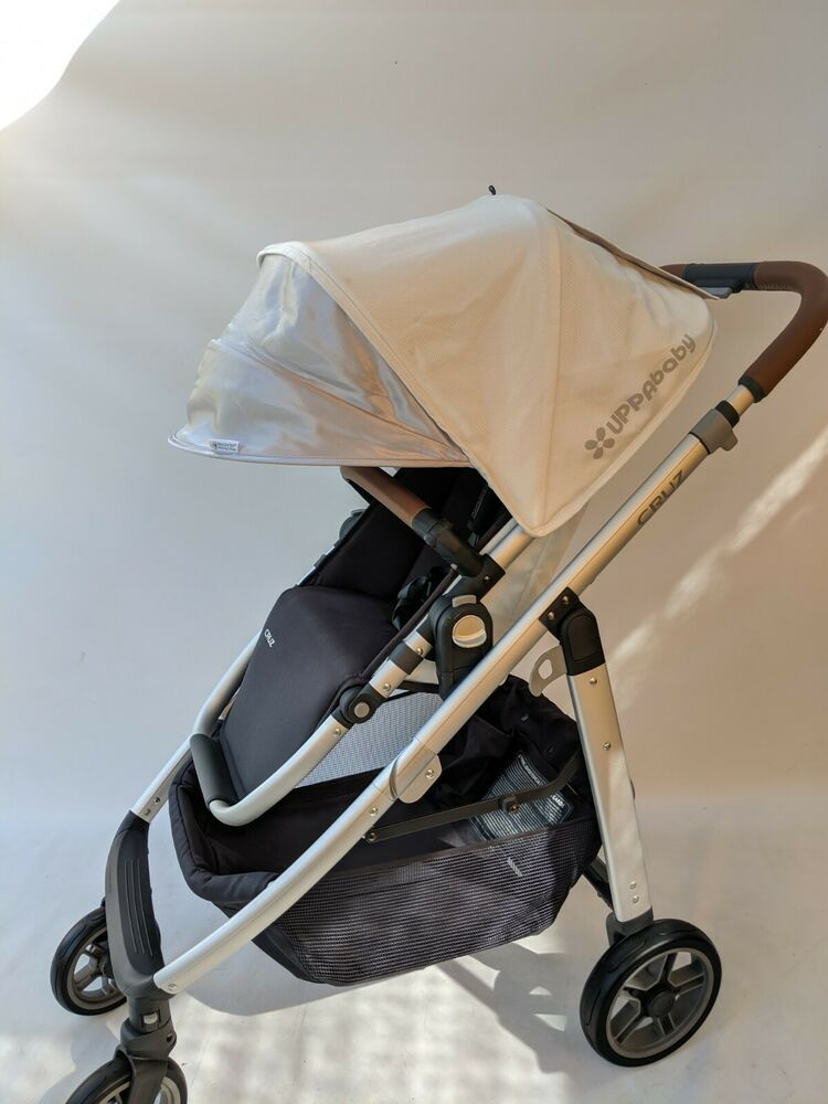 Details about UPPAbaby CRUZ Stroller 2018/2019, LOIC WHITE