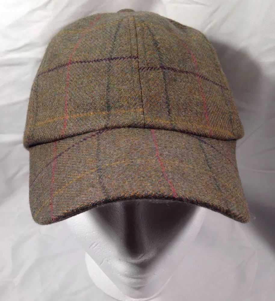 9dbcb6d67 Orvis Hat Wool Winter Outdoors Hunting Cap #fashion #clothing #shoes ...
