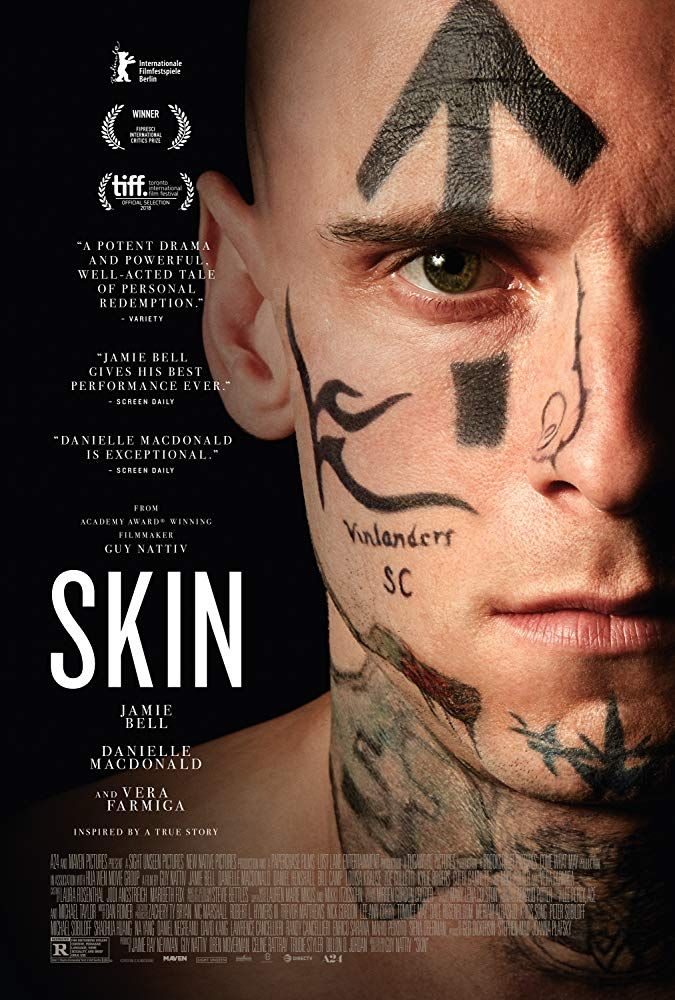Skin (2018) Film complet Streaming EN LIGNE in HD720p