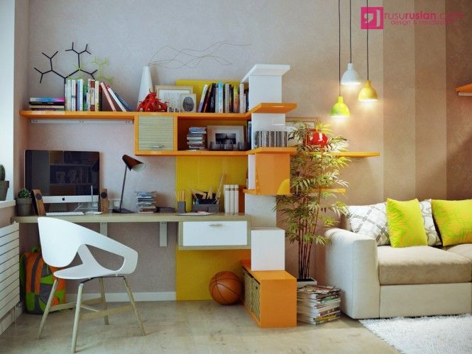 High Quality Whimsical Kids Rooms. Study RoomsStudy DeskRoom Decorating IdeasDecor ...