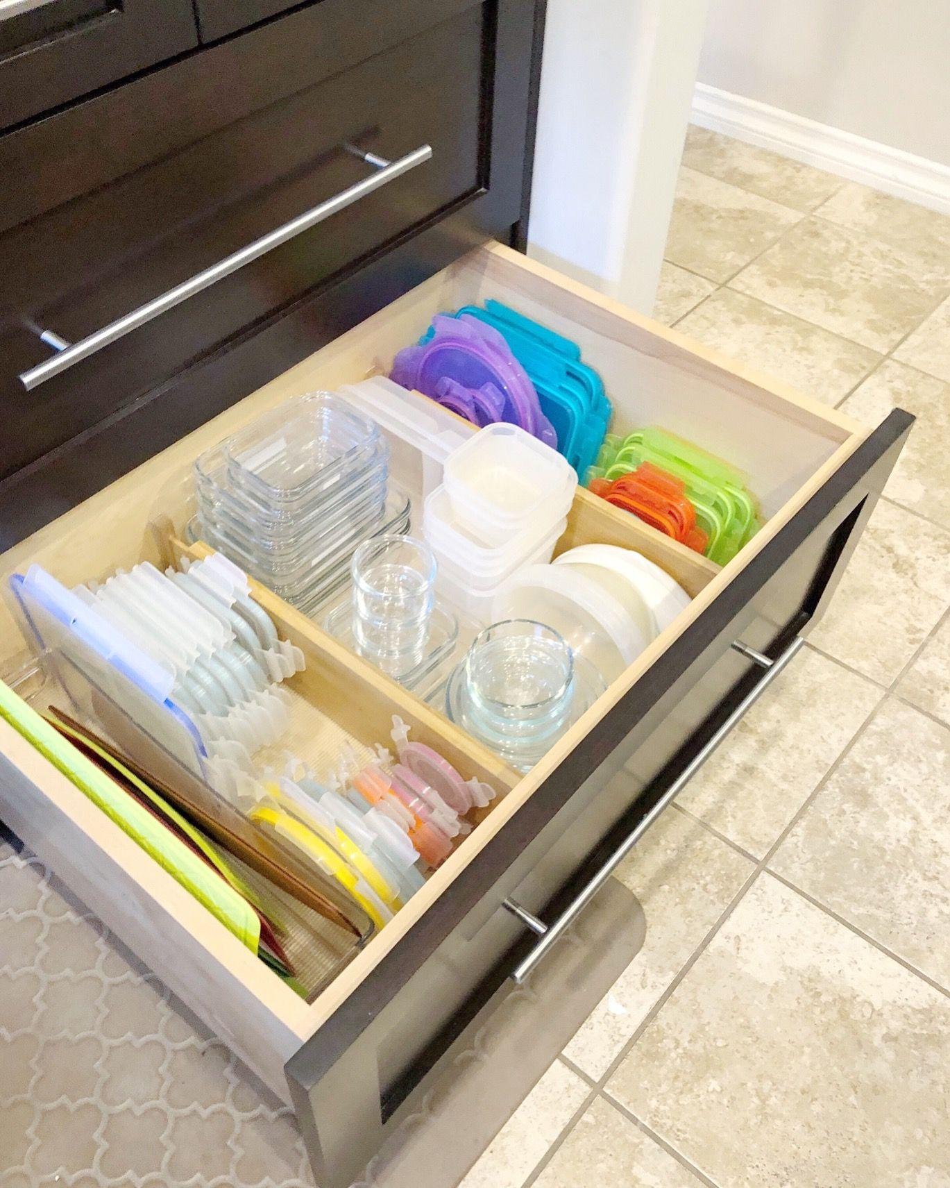Neat Method Luxury Home Organizing Cupboards Organization Kitchen Drawer Organization Tupperware Organizing