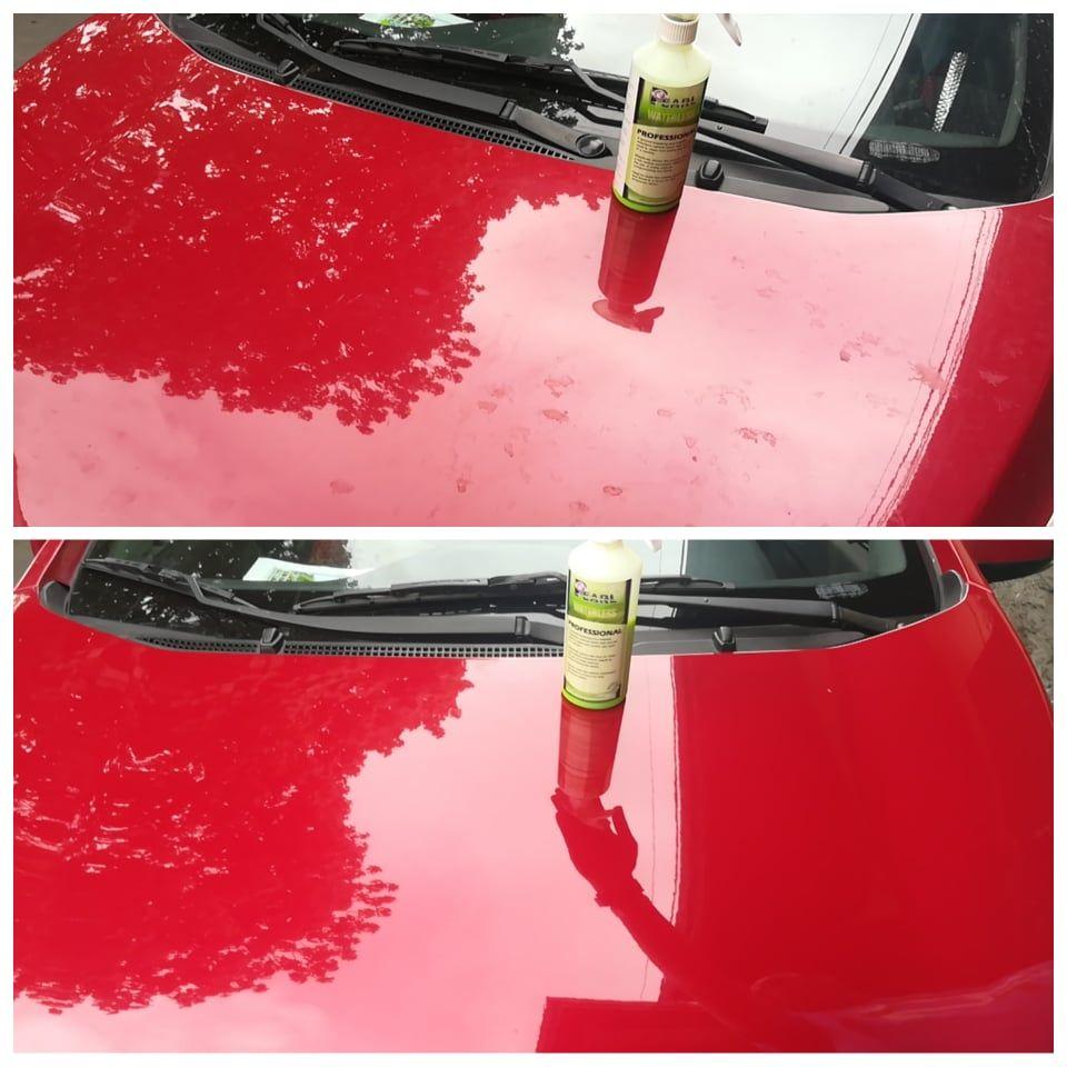 Professional Waterless car wash, Car care, Waterless