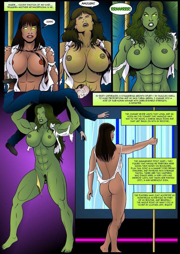 from Samuel nude fake marvel heroes