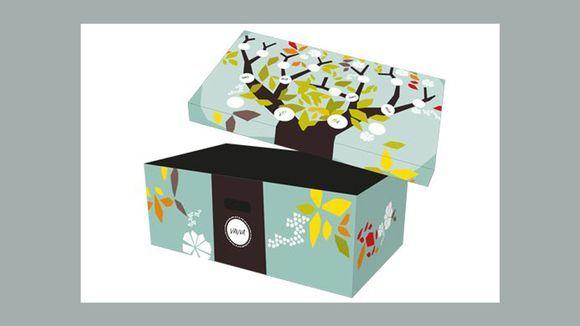 Finnish Baby Box gets stylish redesign