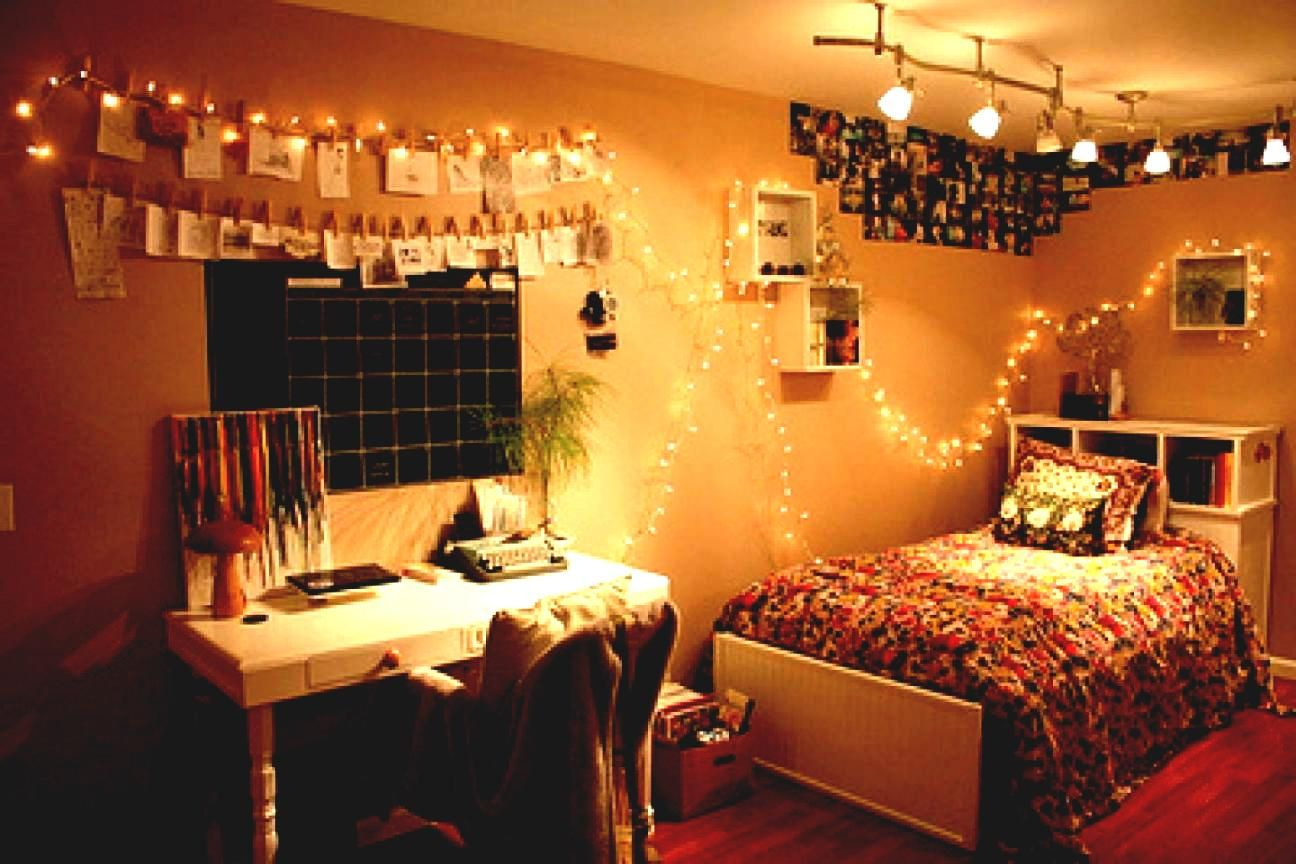 Bedroom ideas for teenage girls tumblr with lights wallpaper house