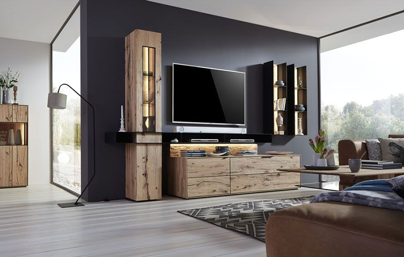 hartmann massivholzm bel modellreihe talis galerie wohnkombinationen m bel metall holz. Black Bedroom Furniture Sets. Home Design Ideas