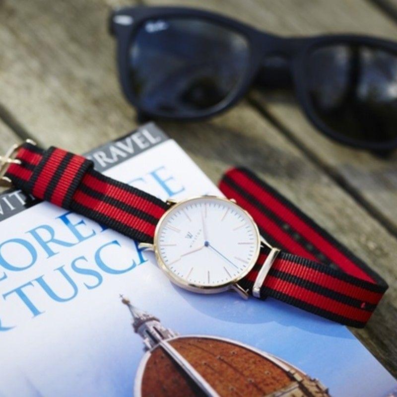 旅行に着想を得た、高品質の多目的腕時計、Winston Watches(ウィンストン・ウォッチ)のご紹介です。 各腕時計は、純正イタリアンレザートラベルケースおよび予備の時計ストラップが付きでのご提供となります。 高品質 ミニマル 多用途 時代を超越したデザイン 「旅行」ということを第一に念頭に設計