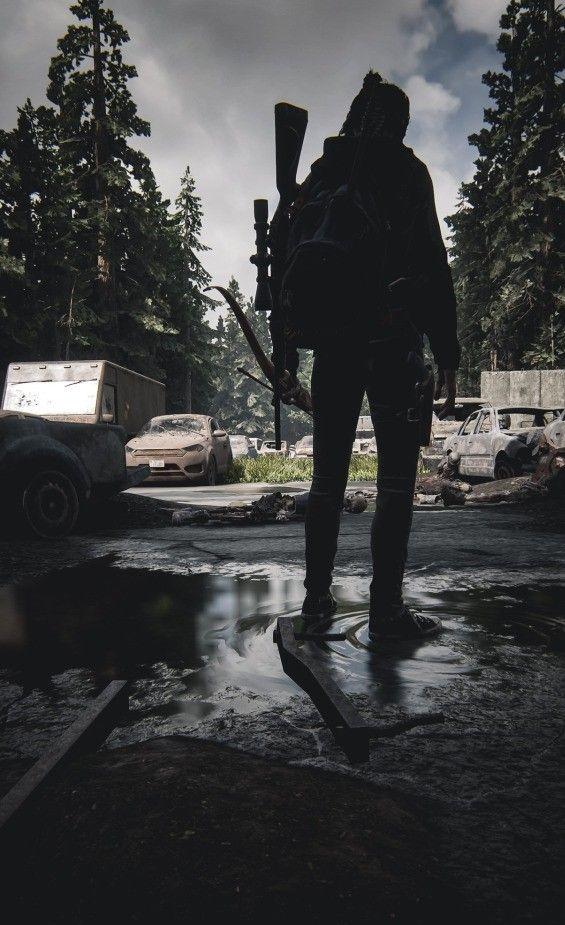 The Last Of Us Part Ii Ellie Papeis De Parede De Jogos Imagens Fantasticas Jogos De Historia