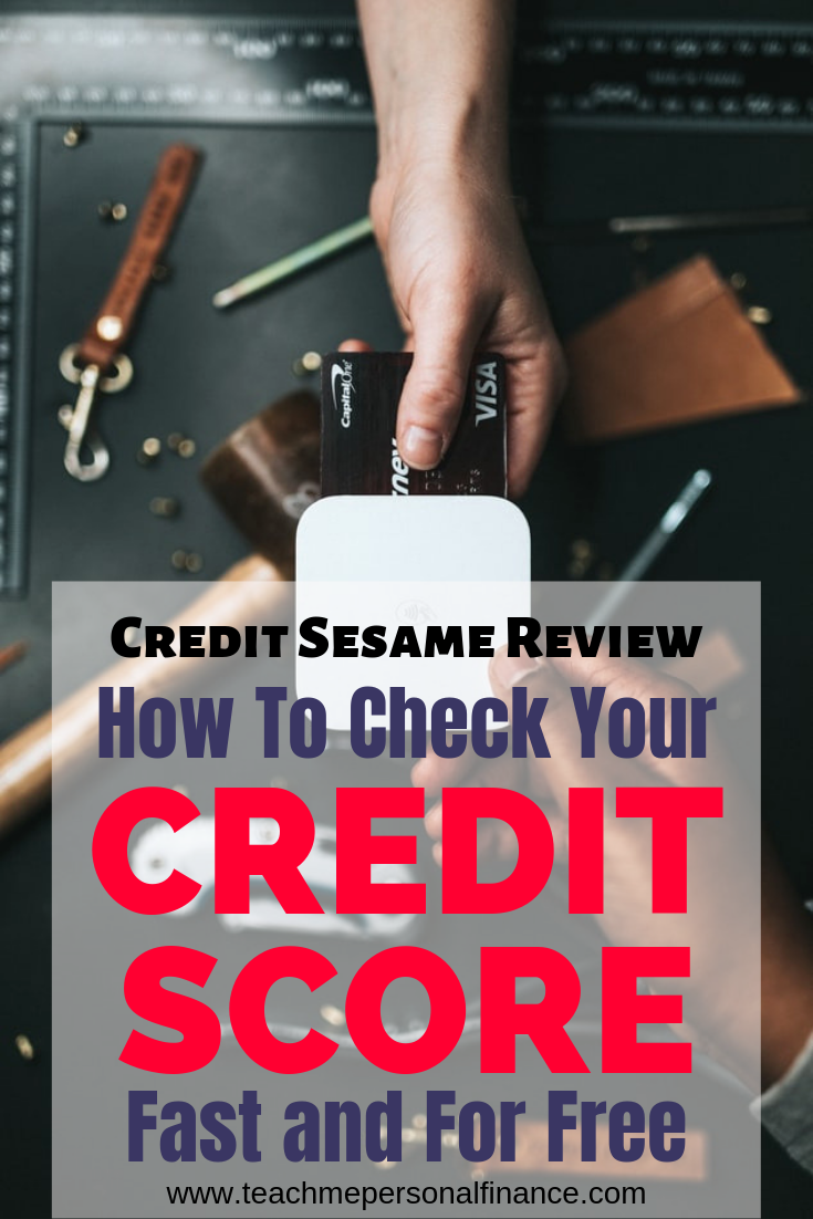 Credit Sesame Review Check Your Score For Free (2019