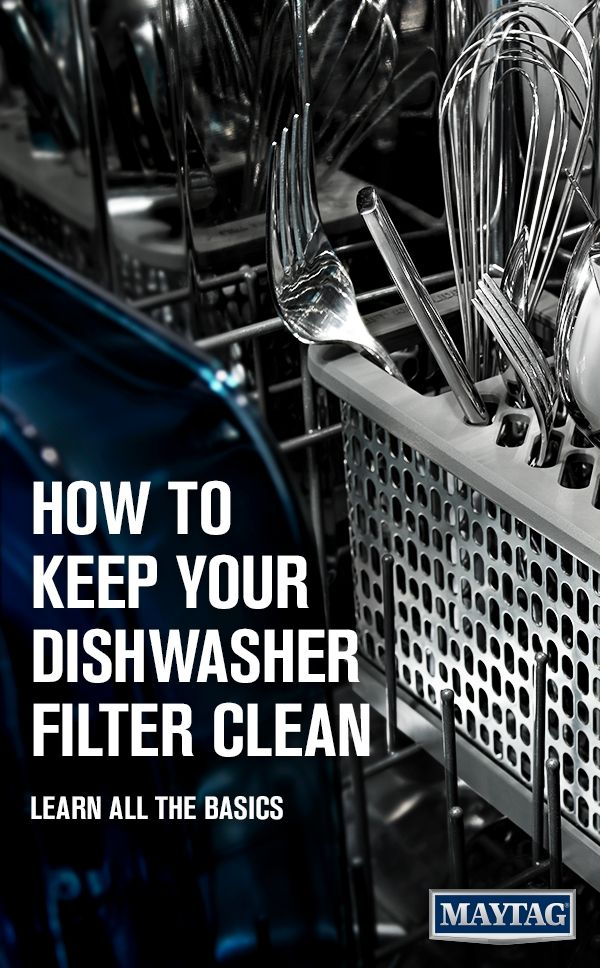 How To Clean A Dishwasher Filter A Step By Step Guide Maytag Dishwasher Filter Household Cleaning Tips Clean Dishwasher