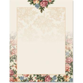 Victorian Rose Border Papers  Molduras    Christmas
