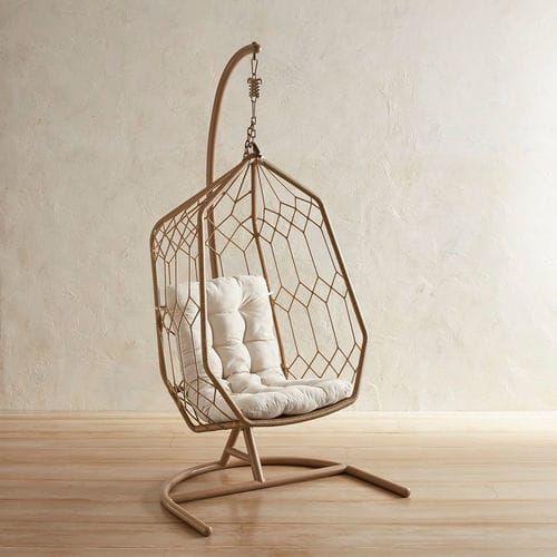 Swingasan 174 Light Brown Hexagon Hanging Chair In 2020
