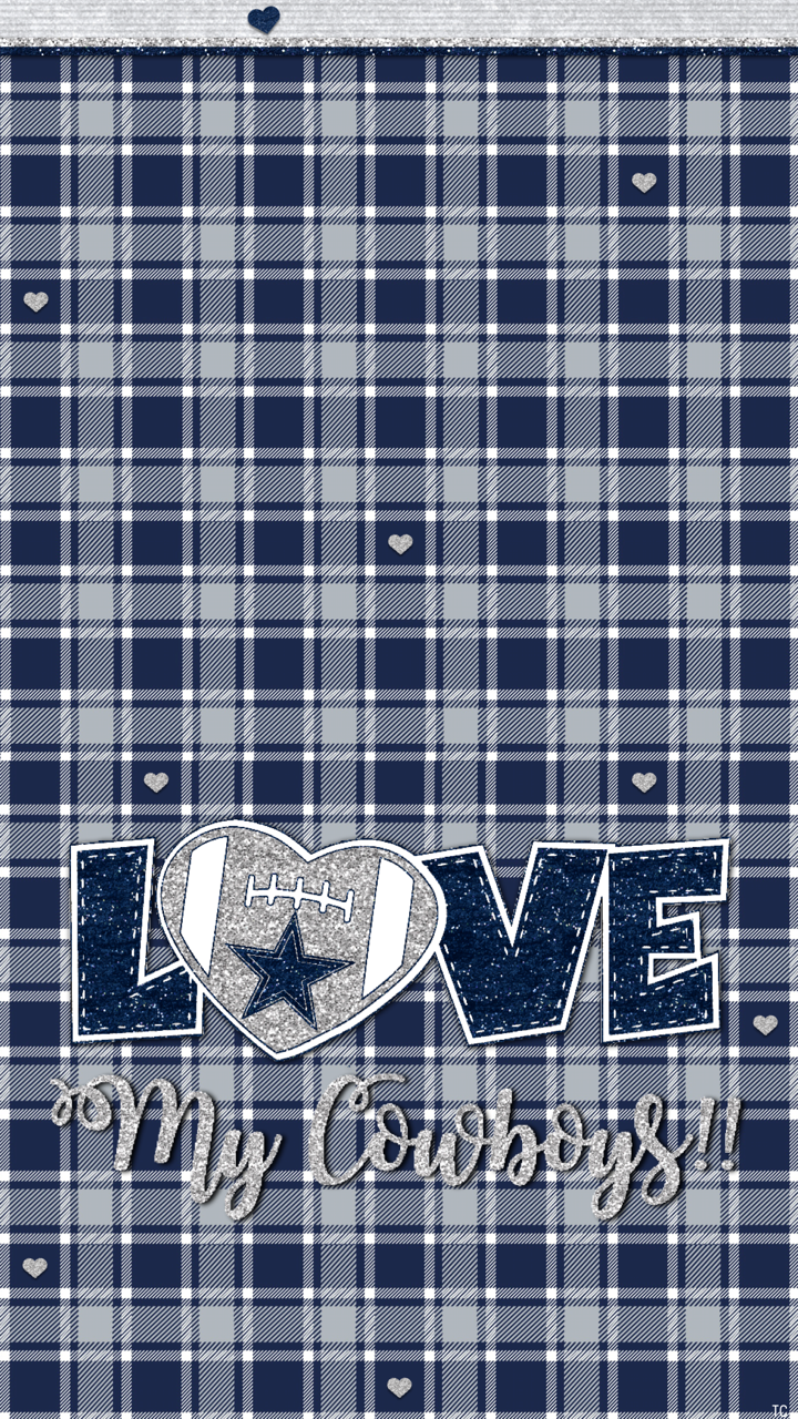 Wallpapers Tee1079 Love My Cowboys Iphone Wallpapers