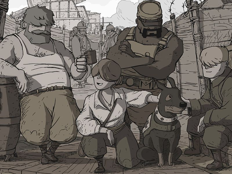 Valiant Hearts The Great War Is A Great Effort At