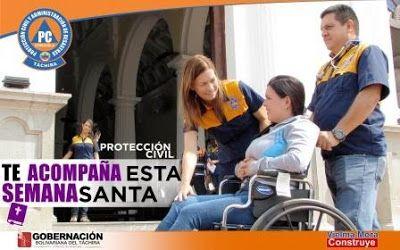 PROTECCIÒN CIVIL TÀCHIRA: Protección Civil ...Te Acompaña... Esta Semana San...