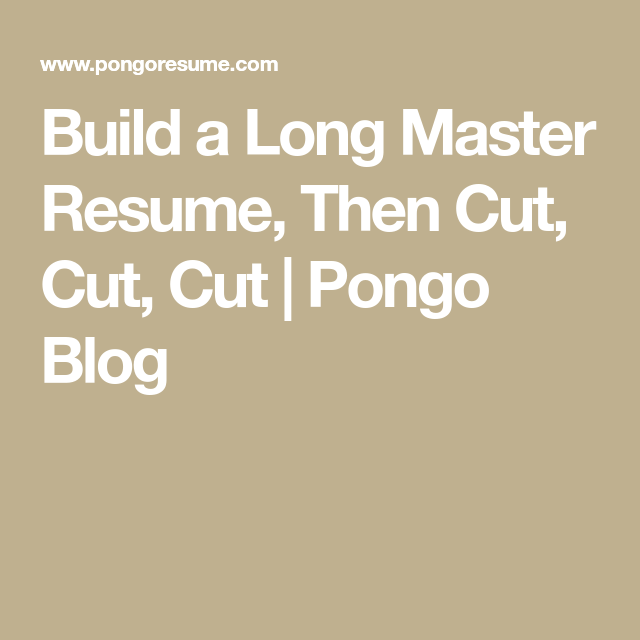 pongo resume fair 3 resume formats which one works for you pongo