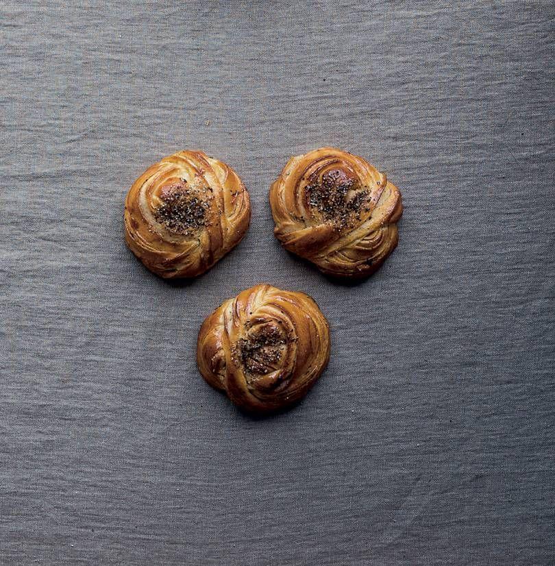 Cardamom buns #cardamombuns Cardamom buns | House & Garden #cardamombuns