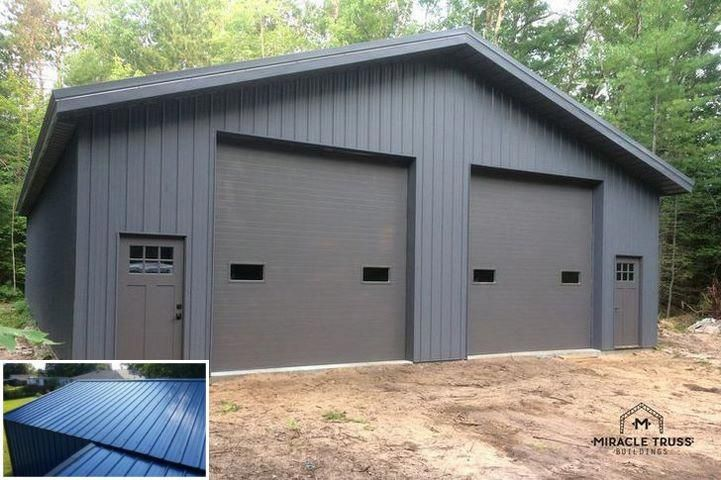 5 Ways a Metal Building Is Better.The Ten Secrets About Metal Buildings Only A Handful Of People Know. #metalbuildings #metalbuildinghouses