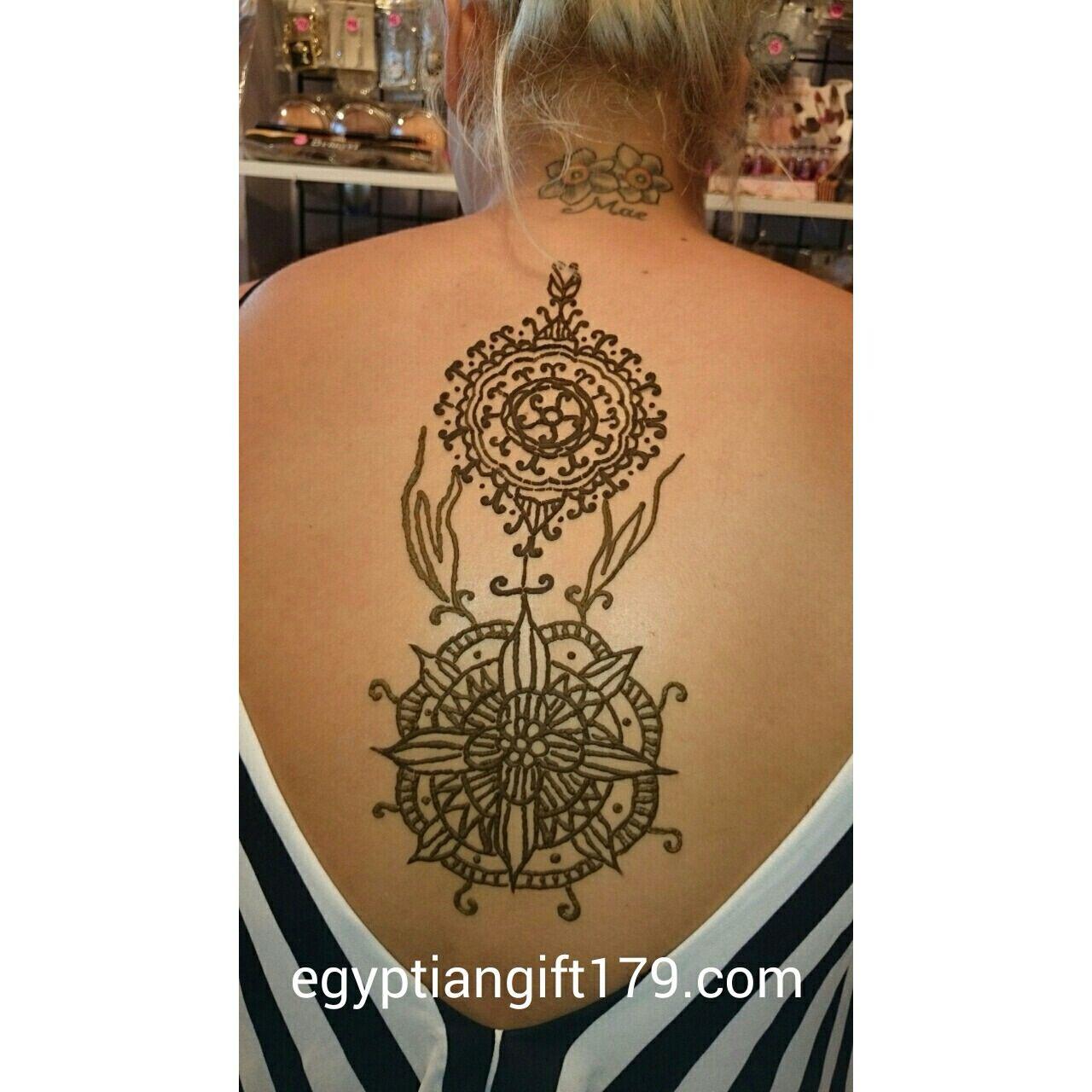 Egyptian gift corner henna shop tattoo near me tattoos
