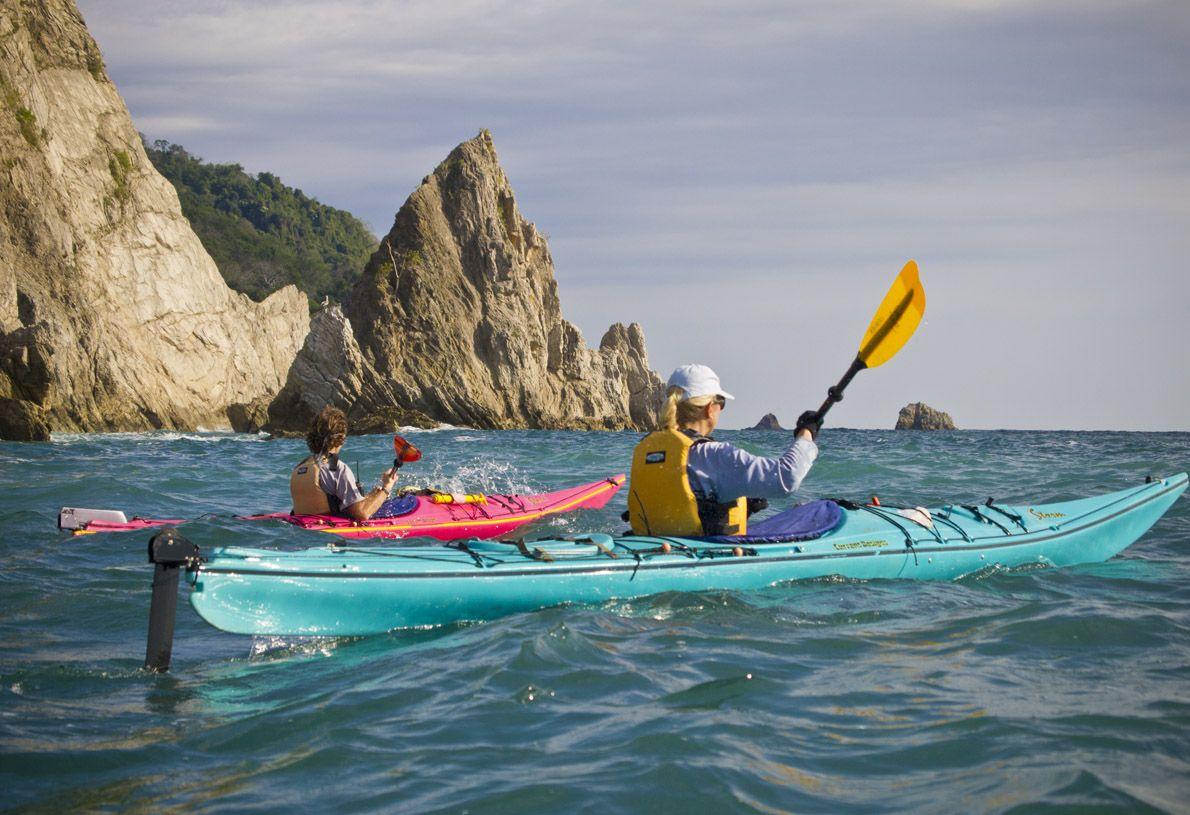 Hacer una excursion en Costa Rica. Muy activiades.