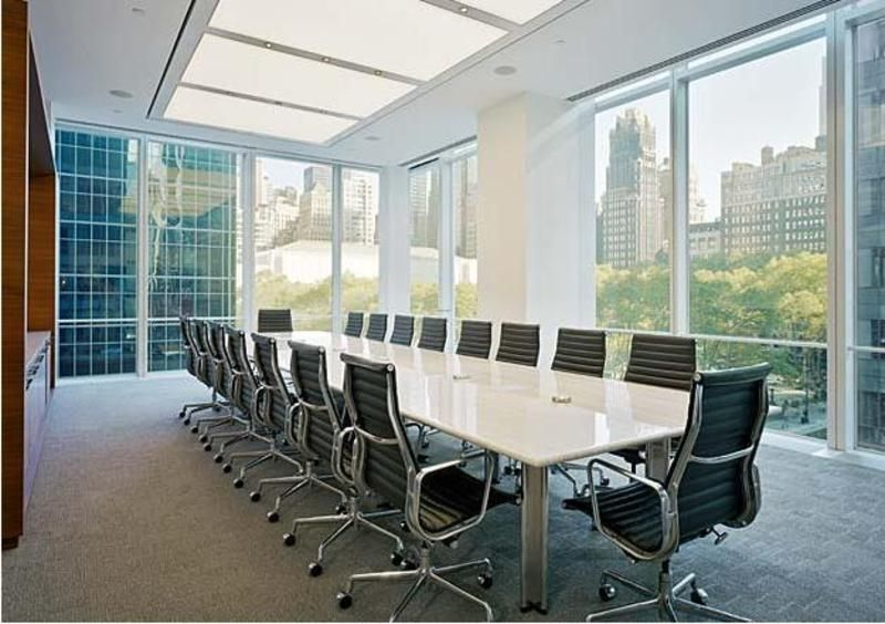 Conference rooms modern meeting room bank of america for Meeting room interior design ideas