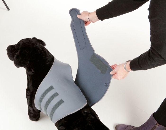 Petlife Karma Wrap Anti Anxiety Dog Coat Water Resistant