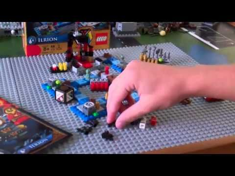 Lego Heroica Ilrion Review Instructions For New Lego Game
