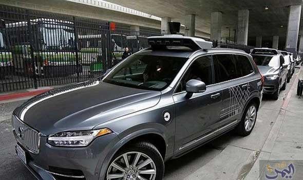 """""""أوبر"""" تختبر قدرة سياراتها ذاتية القيادة في سان فرانسيسكو"""