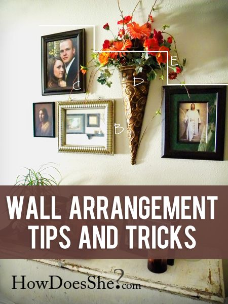 Wall Art Placement Ideas : Wall decor arrangements on professional office
