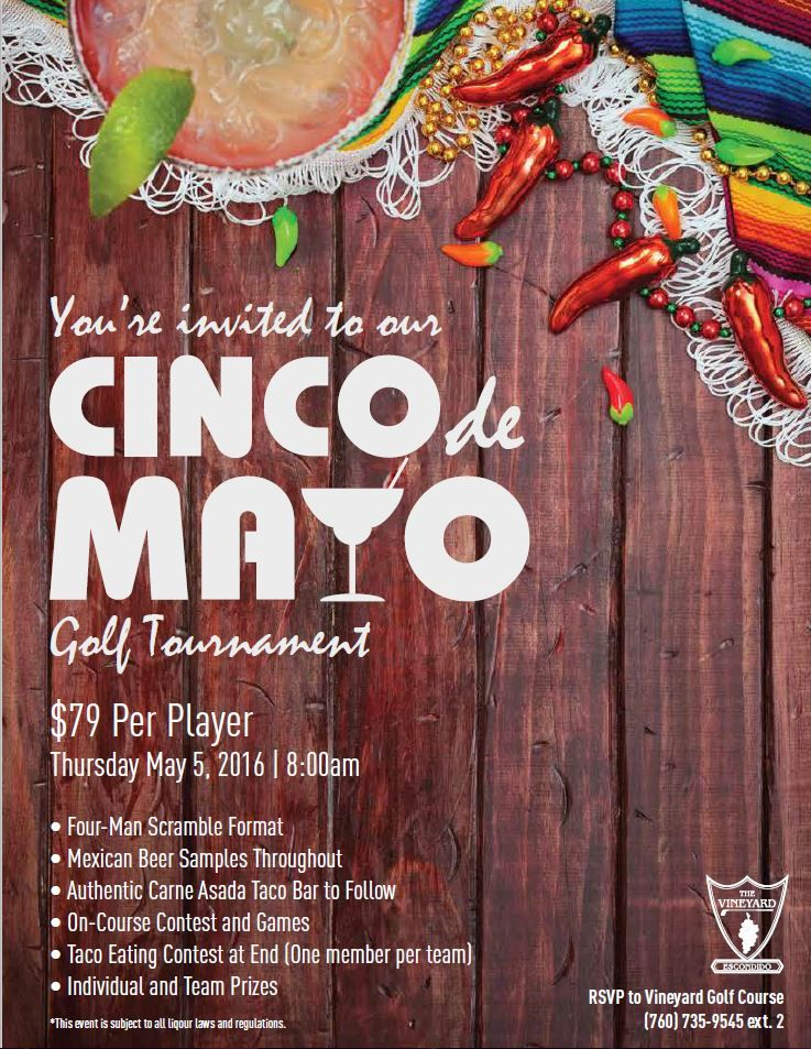 Taco Tuesdays Cindo De Mayo Sombrero Mexican Theme Event Flyer