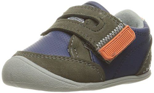 f06e1ef232f40 Carters Every Step Stage 1 Girls and Boys Crawling Shoe Taylor ...