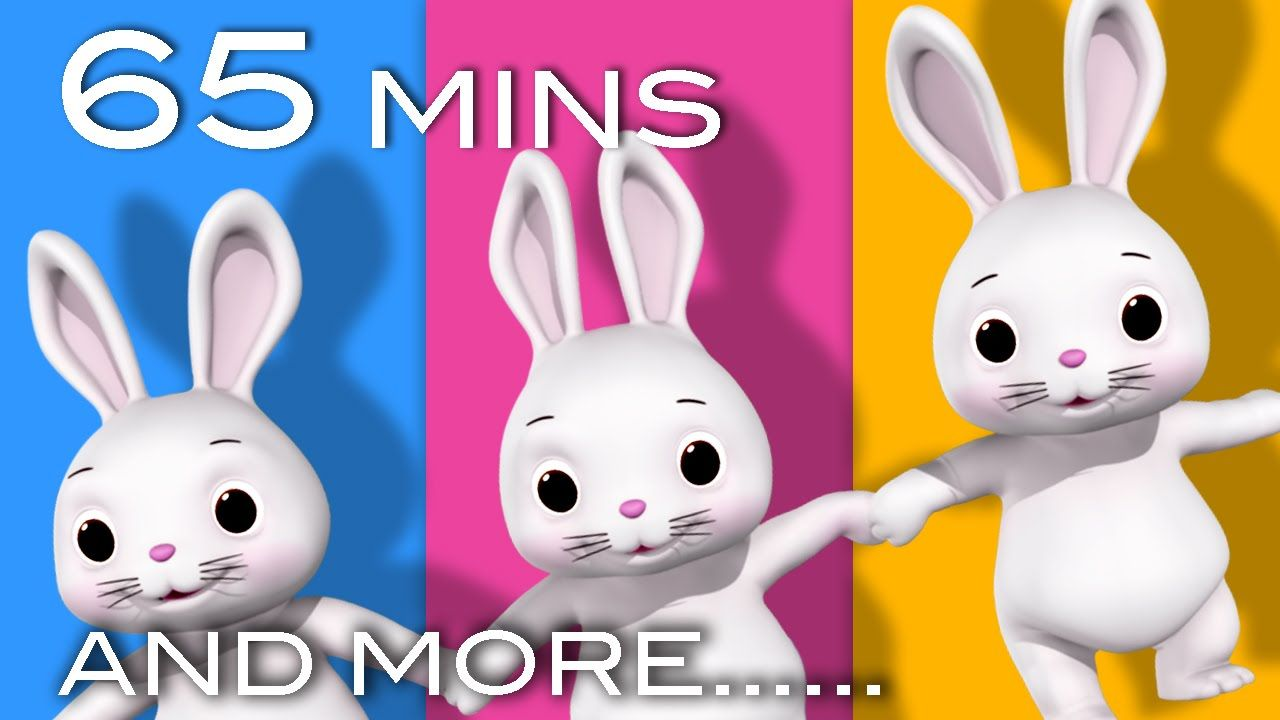 Sleeping Bunnies | Plus Lots More Nursery Rhymes | From LittleBabyBum!