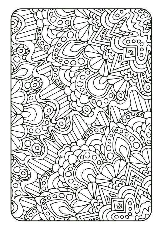 Mandala Coloring Book Art Coloring Books Art Therapy Coloring Book