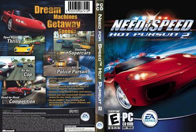 Download Need For Speed Hot Pursuit 2 Full Cracked Game Free For