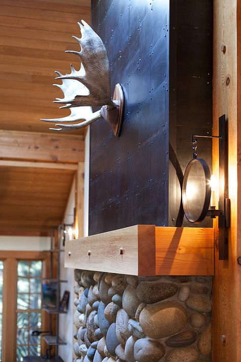 Wood Wall Sconce