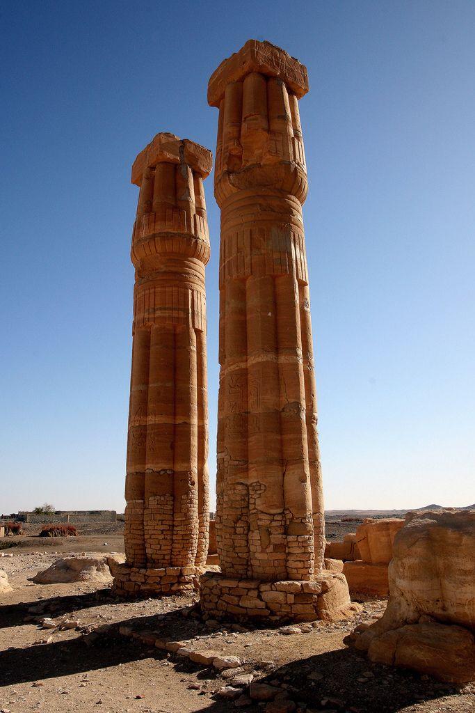Sudan The Black Pharaohs Ancient Nubia Ancient Kush Egyptian Temple