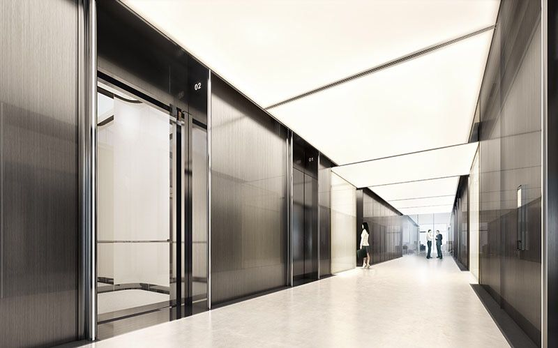 Pin by JIMMY JIANG on office interior | Pinterest | Lobbies ...