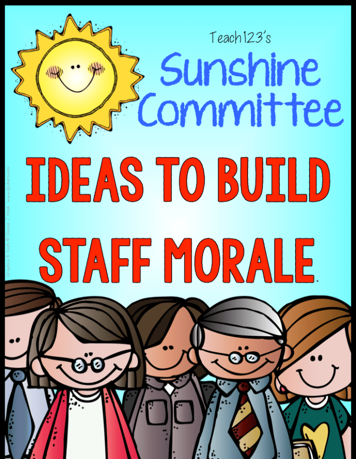 Sunshine Committe – Social Committee – Ideas for Fall