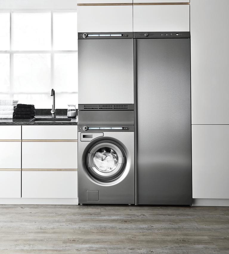Dream Kitchen Appliances: Swedish Quality Since 1950. Asko By Hafele