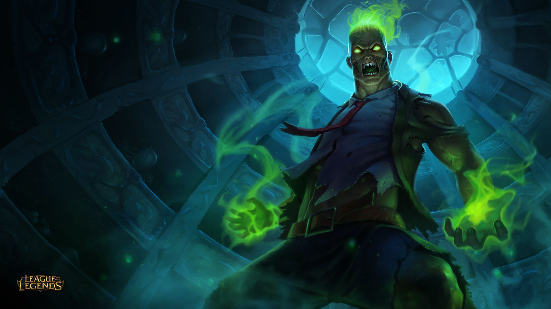 Zombie Brand League Of Legends Wallpapers HD League Of Legends Wallpapers |  Art-of-LoL | League of legends, League of legends characters, League of  legends game