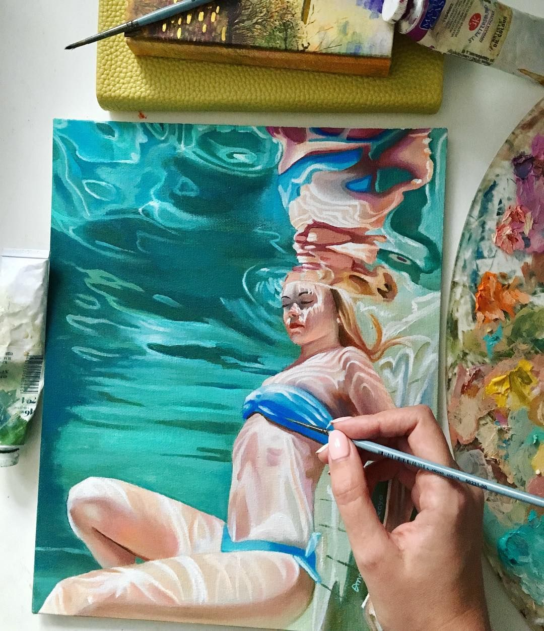 Details Art By Anastasia Morskaya Maybenorma From Russia