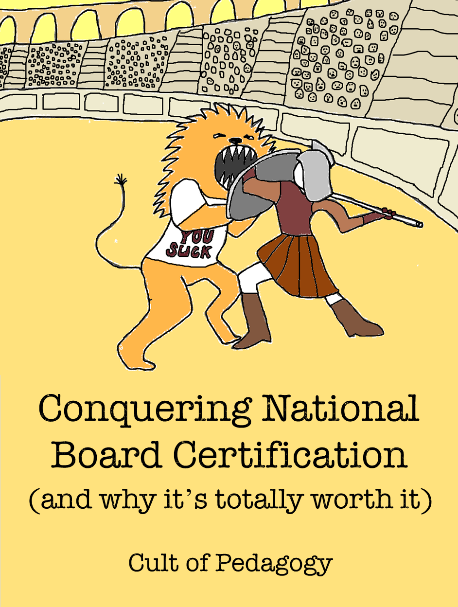 Conquering National Board Certification (and Why It\'s Totally Worth ...