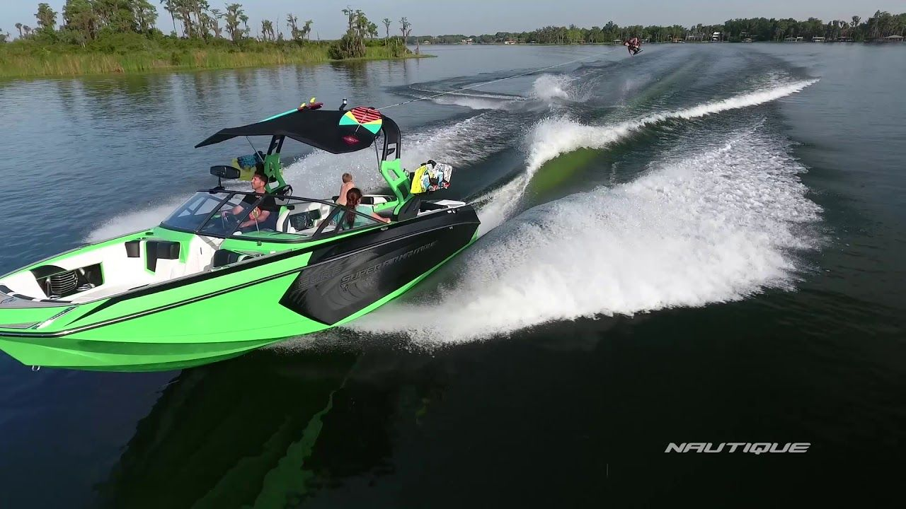 2018 Super Air Nautique G25 Wakeboard boats, Boat