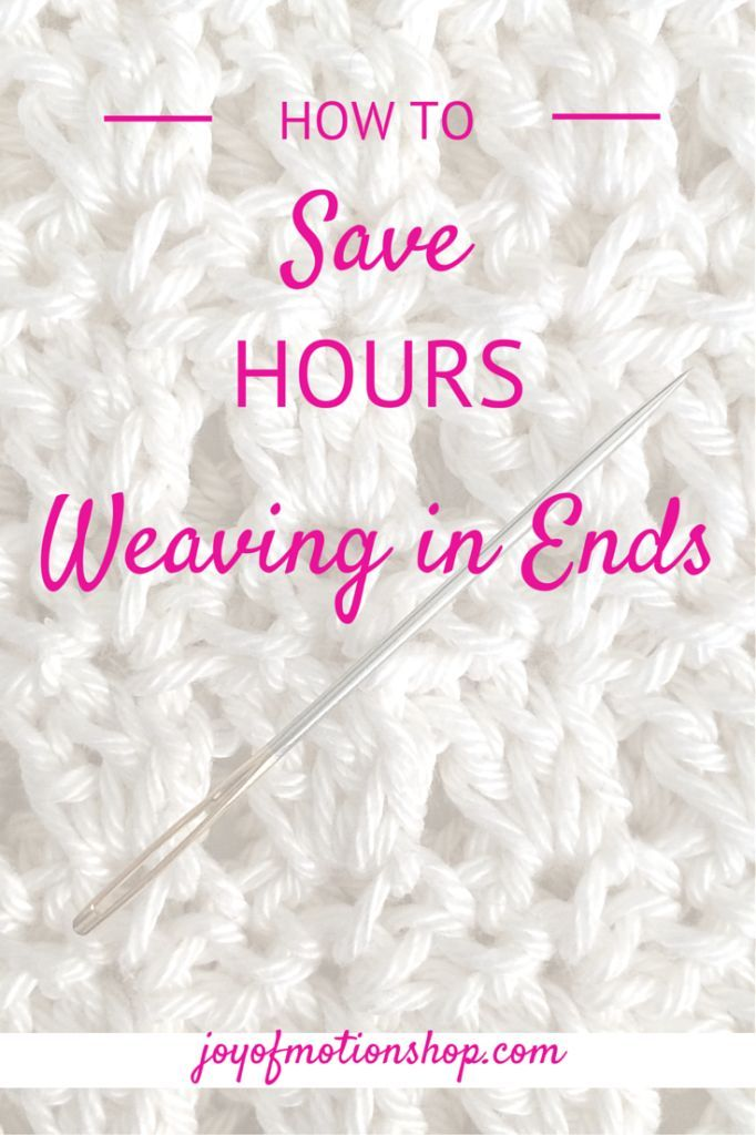 Learn How To Save Hours Weaving In Ends With This Technique: Learn how to save hours weaving in ends with this technique: Crochet Techniques crochet techniques