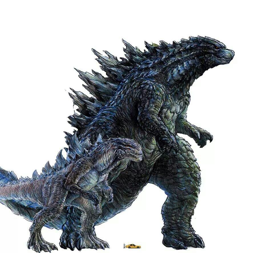 Godzilla 2014 Vs Zilla 98 Godzilla Kaiju Monsters Godzilla 2014