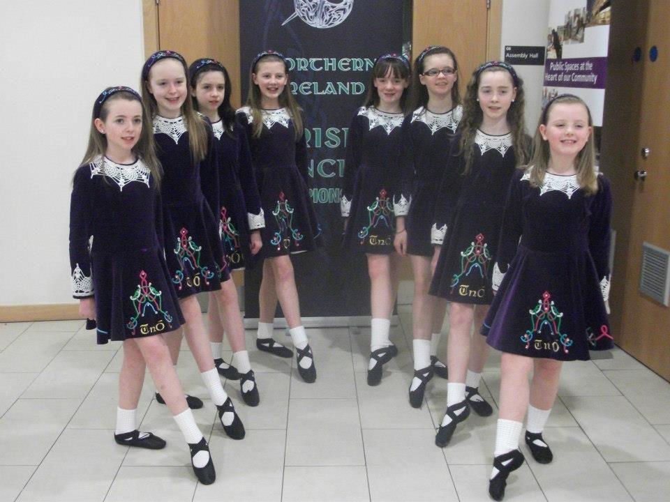 Tir Na N Og Irish Dancing School Belfast Irish Dance Irish Dance Costume Irish Step Dancing